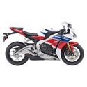 Honda Driven Racing Motorcycle Axle Block Sliders