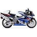 Suzuki TL1000R/S Driven Racing Motorcycle Axle Block Sliders