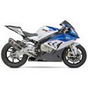 15-17 BMW S1000RR Shogun Motorsports Motorcycle Frame Sliders