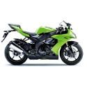 08-10 Kawasaki ZX10R Shogun Motorsports Motorcycle Frame Sliders