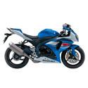 Suzuki Shogun Motorsports Motorcycle Frame Sliders