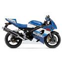 04-05 Suzuki GSXR 600/750 Shogun Motorsports Motorcycle Frame Sliders