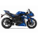Yamaha Shogun Motorsports Motorcycle Frame Sliders