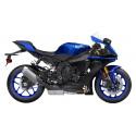 15-19 Yamaha YZF-R1 Shogun Motorsports Motorcycle Frame Sliders