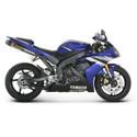 04-06 Yamaha YZF-R1 Shogun Motorsports Motorcycle Frame Sliders