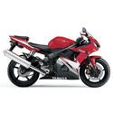03-05 Yamaha YZF-R6 Shogun Motorsports Motorcycle Frame Sliders
