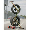 Pit Bull Motorcycle Tire Tree Wheel Stand