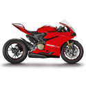 Ducati Panigale 1299 Ohlins Motorcycle Suspension