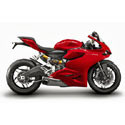 Ducati Panigale 899 Ohlins Motorcycle Suspension