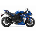 09-14 Yamaha YZF-R1 RaceTech Motorcycle Suspension