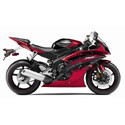 06-07 Yamaha YZF-R6 RaceTech Motorcycle Suspension