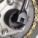 Ducati Motorcycle Axle Tools