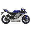 OZ 15-18 Yamaha YZF-R1 Forged Motorcycle Wheels