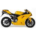 Rizoma Ducati Fender Eliminators