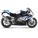 09-11 BMW S1000RR Motorcycle Armour Bodies