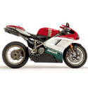 Ducati 848/1098/1198 Motorcycle Armour Bodies