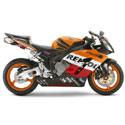 04-05 Honda CBR 1000RR Motorcycle Armour Bodies