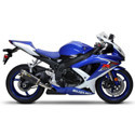 08-10 Suzuki GSX-R600/750 Motorcycle Armour Bodies