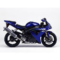 02-03 Yamaha R1 Motorcycle Armour Bodies