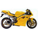Ducati 748 Drive Systems Sprockets