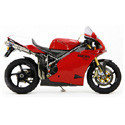 Ducati 998 Driven Racing Motorcycle Sprockets