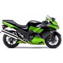 06-18 Kawasaki ZX-14R Motorcycle Sprockets